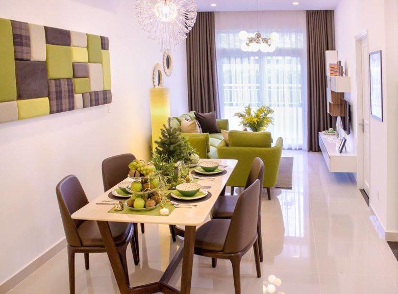 Không gian sống tại chung cư lavita garden thủ đức