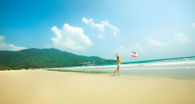 Biển Bãi Dài Goldenbay Cam Ranh