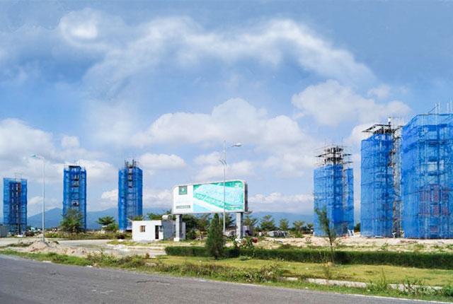 Golden bay Cam Ranh - Quãng trường Hạnh Phúc