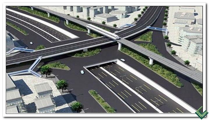 Dự án giao thông tại dự án căn hộSaigon mia