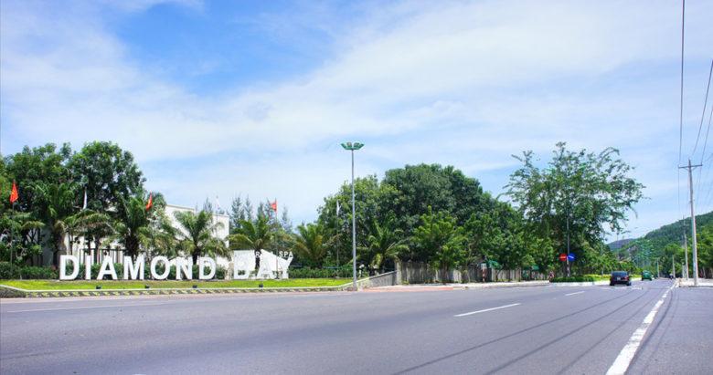 Golden bay Cam Ranh trục đường Nguyễn Tất Thành