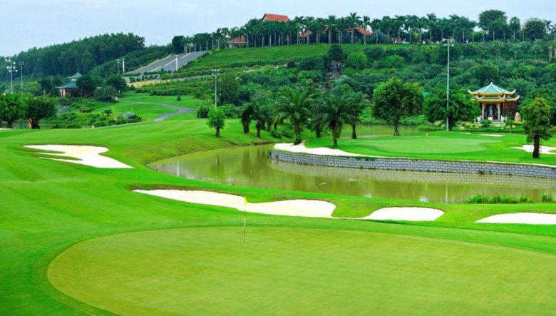Sân Golf Golden bay Cam Ranh