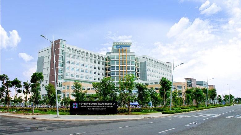 Khu kỹ Thuật cao Hoa Lam cạnh căn hộ Moonlight Boulevard